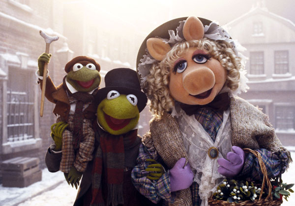 Muppet  Xmas Movie