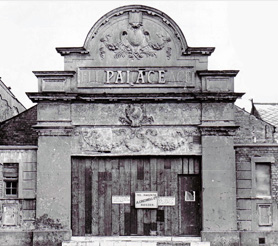Electric Palace Harwich before restoration