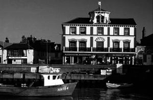 The Pier Hotel harwich