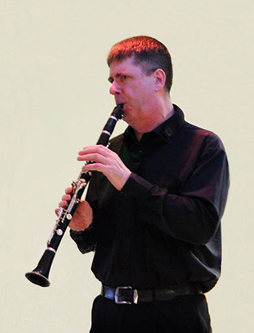 Tim Huskisson clarinet
